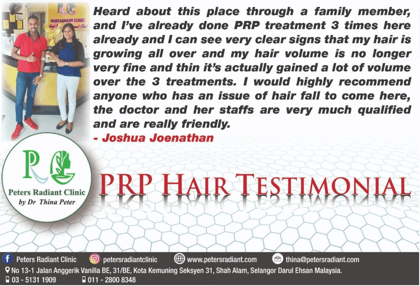 prp hair loss treatment for men